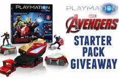 Marvel Avengers Playmation Starter Pack Giveaway