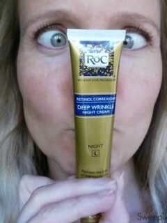 Never stop smiling! Make the #RoCRetinolResolution with me and start a daily healthy skincare routine. #IC #ad