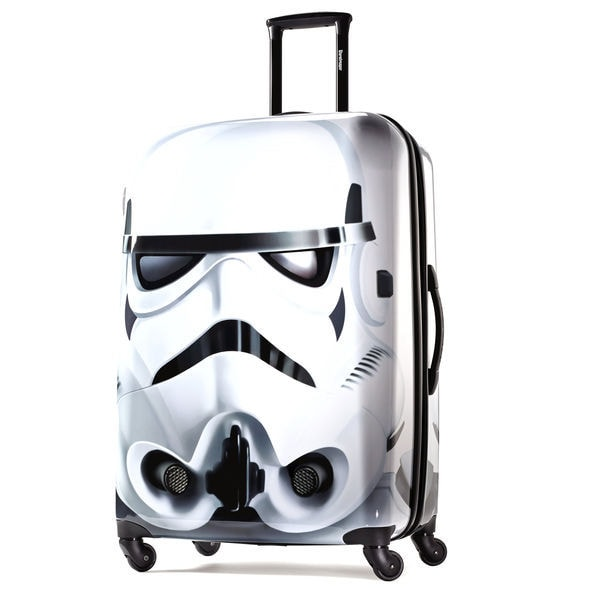 The best luggage sets of all time. #StarWars #AmericanTourister #spon