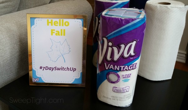 Try Viva® Vantage® Paper Towels for just 7 days. I dare you. #7DaySwitchUp AD