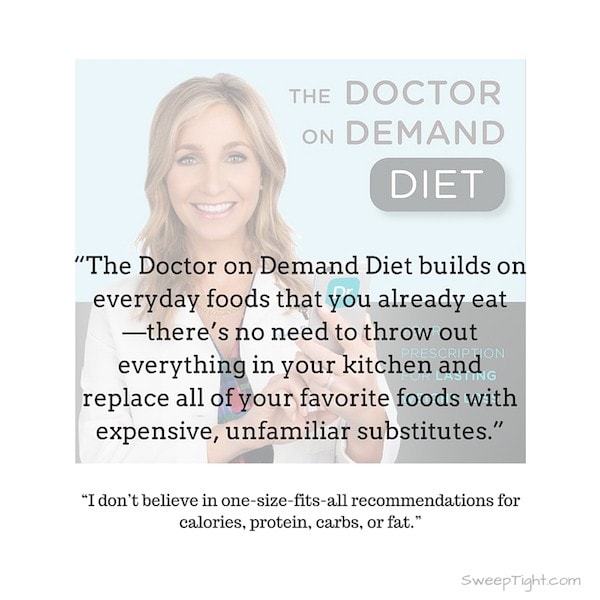 Absolutely love the Doctor On Demand Diet book