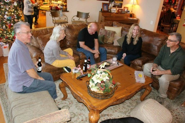 Thanksgiving Dinner - Spend More Time with Family