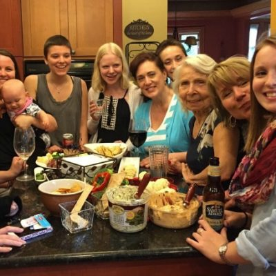 Thanksgiving Dinner – Spend More Time with Family