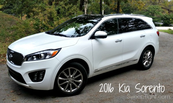 A mom's full review of 2016 Kia Sorento