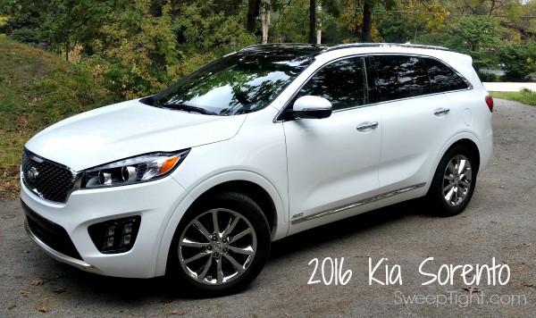 A mom's full review of 2016 Kia Sorento