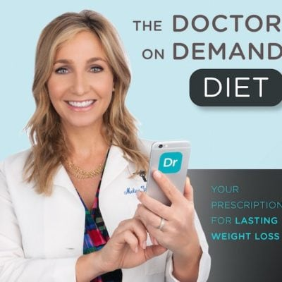 The Doctor On Demand Diet Book is Awesome