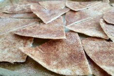 Baked Cinnamon Chips with Pumpkin Pie Dip Recipe
