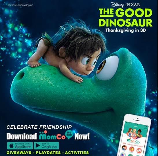 MomCo and The Good Dinosaur