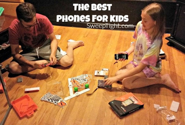 The best smartphone for kids - Elevate review