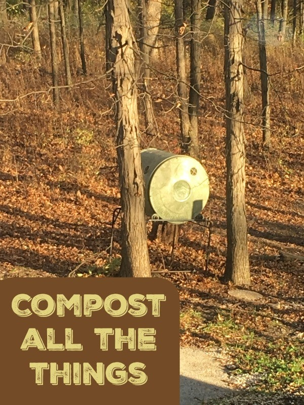 Compost all the things