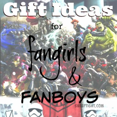 Ultimate Gift Guide for Fangirls and Fanboys