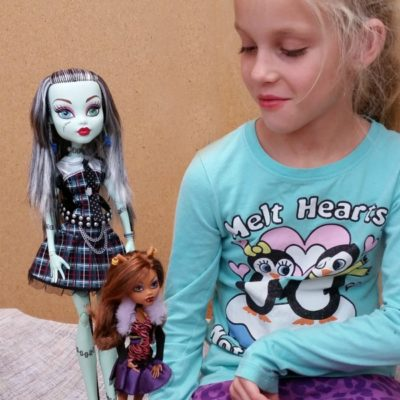New Monster High Dolls are an Awesome Holiday Gift