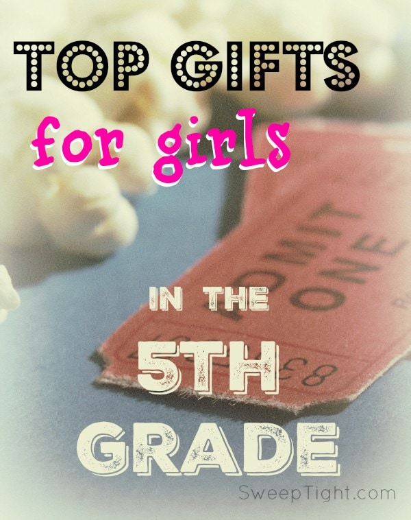 math worksheet : gift ideas for 5th grade girls  a magical mess : Fun Gifts For 5th Graders