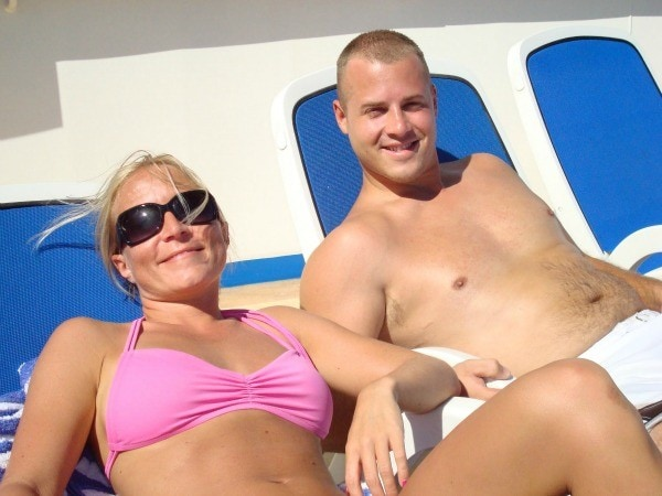 Old vacation pic