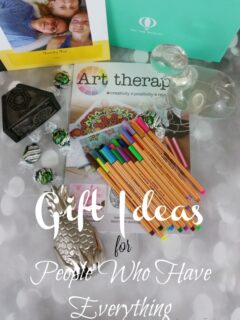 gifts for someone who has everything