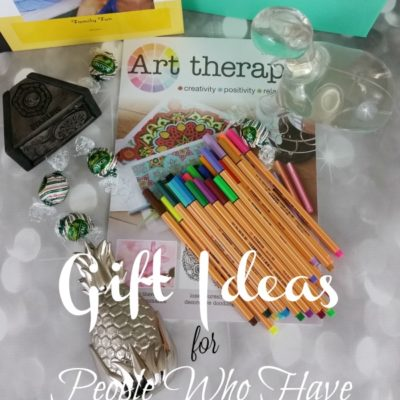 10 Gifts for Someone Who Has Everything