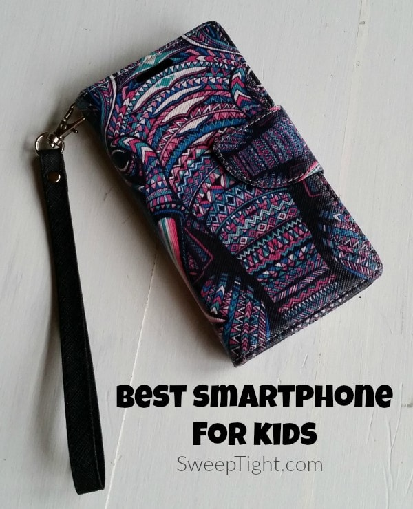 The best smartphones for kids - Elevate review