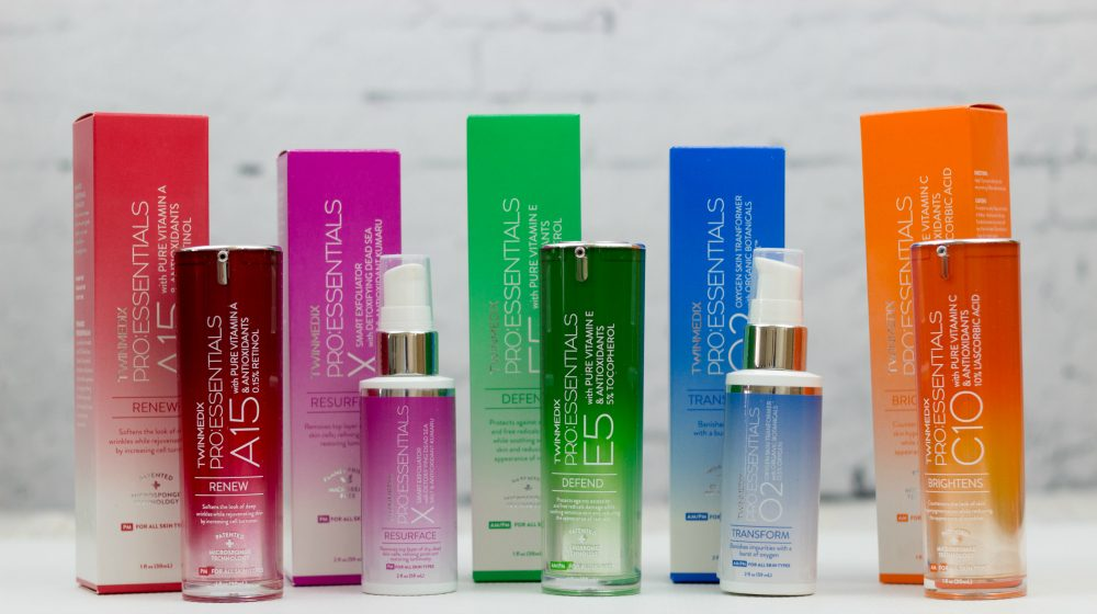 TwinMedix skin care products are a cruelty-free, paraben-free and fragrance-free skincare brand.