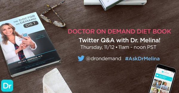 The Doctor On Demand Diet Twitter Chat