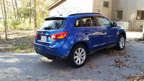 New Mitsubishi Outlander Sport - Our Favorite Features