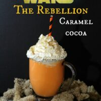 Rebellion Caramel Cocoa - White Hot Chocolate Recipe
