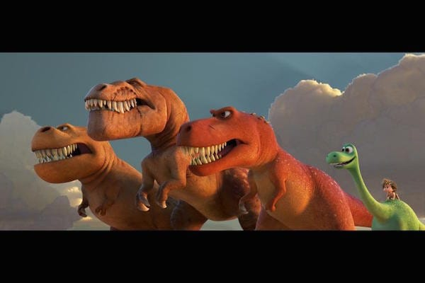 The Good Dinosaur - Our family reaction