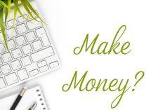 How Do Bloggers Make Money - 10 Examples