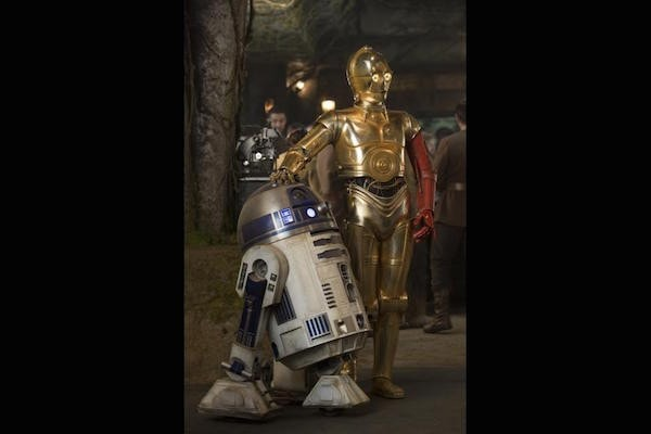 Star Wars Episode 7 The Force Awakens Movie Review
