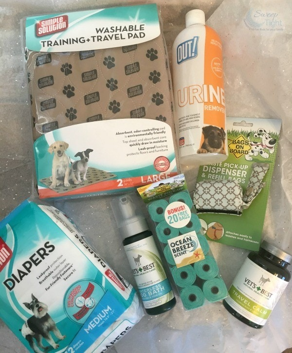 Helpful Products for Traveling with Dogs