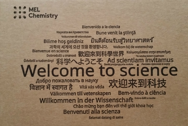 MEL Science makes easy science experiments for kids delivered to your door each month.