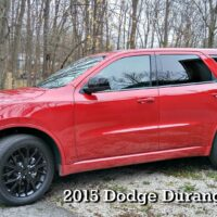 2015 Dodge Durango Review