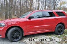 2015 Dodge Durango Review – One Tough SUV
