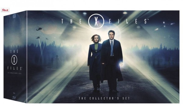 The X-Files Collectors Set Blu Ray