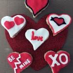 Valentine's Day Heart-Shaped Rice Krispies Treats Recipe