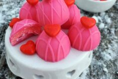 Valentine Candy Recipe – Candies with Marshmallow Crème