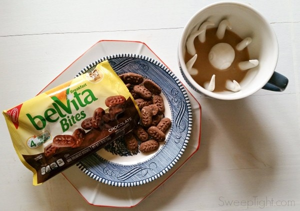 My recipe for a good day starts with a quick breakfast. I love belVita Breakfast Biscuits! #MeijerMorningWin #ad
