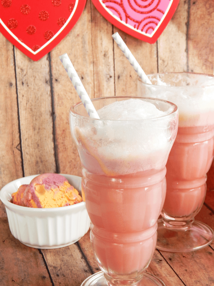 Easy Sherbet Punch Recipe - Party Punch