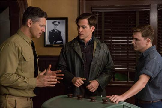 Finest Hours Featurette