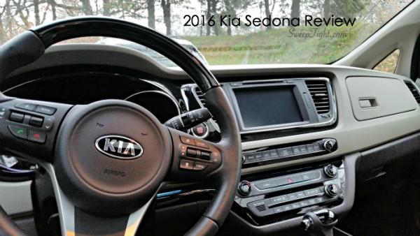 2016 Kia Sedona Review #DriveKia ad