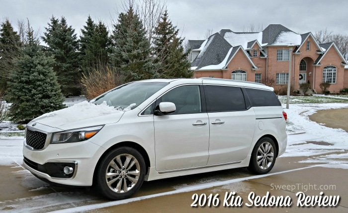 Wonderful For The Ultimate In Family Luxury  2016 Kia Sedona Review