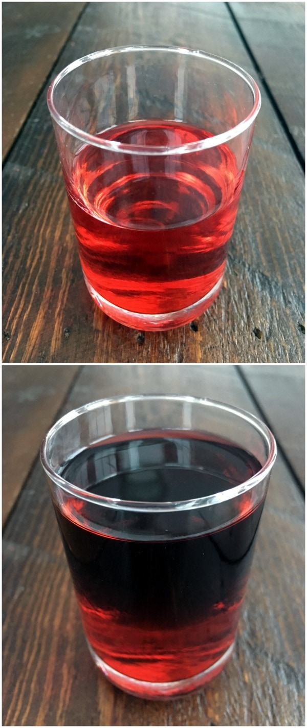 Valentine's Day Shooter - Rum Drink Recipes
