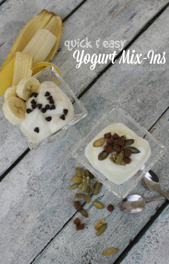 Yogurt Mix-Ins for Exciting Daily Breakfasts