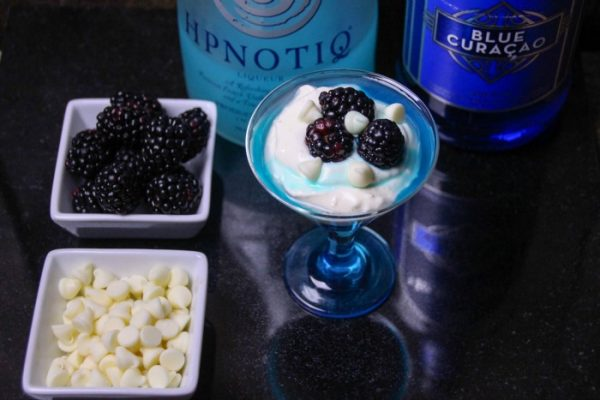 Blue Belle Cheesecake Cocktail Recipe
