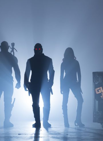 Guardians of the Galaxy Vol. 2 is in Production