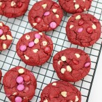 Easy Red Velvet Cookies Recipe – Valentine's Day Cookies