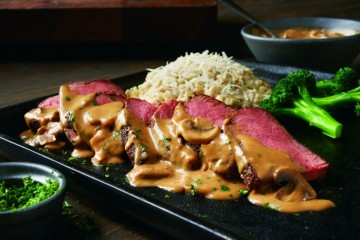 Outback Steakhouse Menu New Addition – Giveaway
