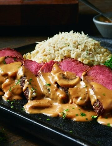 Outback Steakhouse Menu New Addition