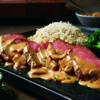 Outback Steakhouse Menu New Addition - Roasted Sirloin