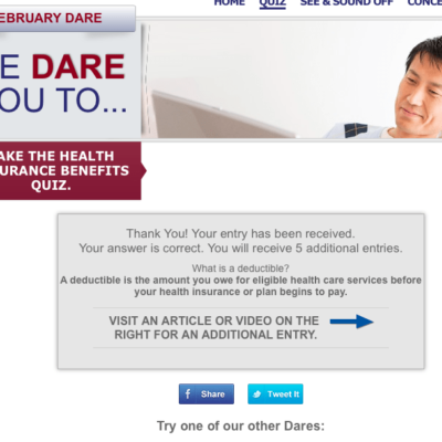 Truth or Dare – Understand Health Benefits