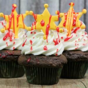 The Walking Dead Inspired Cupcake Recipe